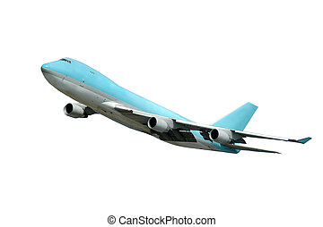 Jumbo takeoff