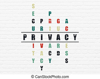 Protection concept: Privacy in Crossword Puzzle