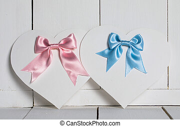 Valentines Day cards - Valentines Day heart shaped paper...