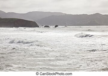 Pacifica Pier is a fishing pier in Pacifica, California. The...