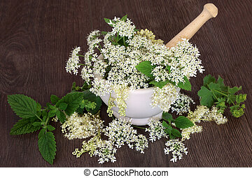 Natural Herbal Medicine - Natural flower and herb medicine...