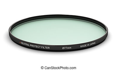 Professional photo neutral protect filter 77 mm - Creative...