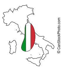 Italian aubergine