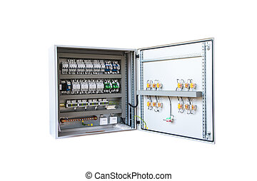High-voltage wiring equipment