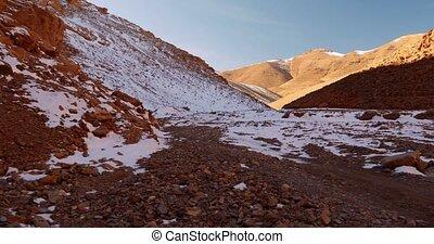 Zegzaoun Trail To Msemrir, Morocco