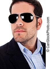 Image of stylish man