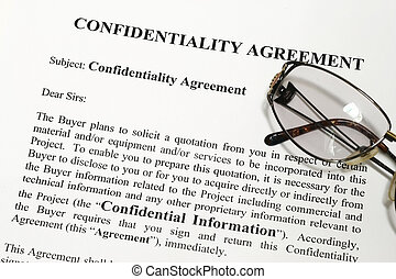 Confidentiality Agreement - Company Confidentiality...