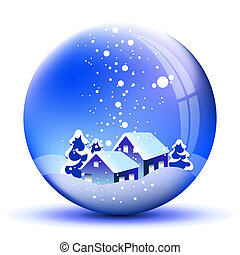 christmas background, this illustration may be useful as...