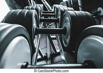 Indispensable necessary sportive heavy things - Row with...