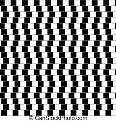 Optical Illusion of Gregory