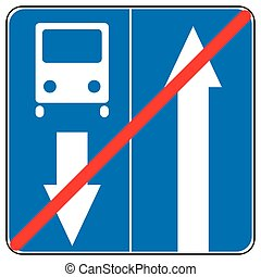 Ahead Only, one way traffic sign, Drive Straight Arrow Traffic Vector illustrations