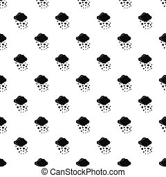 Hail pattern, simple style - Hail pattern. Simple...