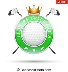 Label of Luxury Golf clubs - Label of Luxury Golf Club....