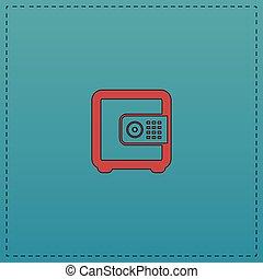 strongbox computer symbol