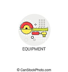 Equipment Tool Building Construction Engineering Toolbox Icon