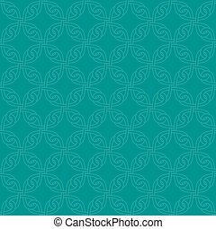 Neutral Seamless Celtic Knotwork Pattern. - Neutral Seamless...