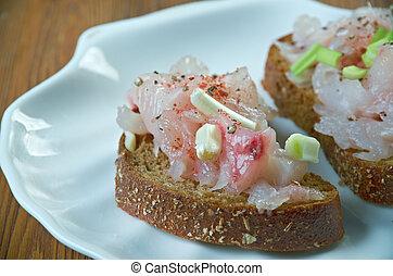Finnish Salted whitefish - graavisiika - Salted whitefish -...