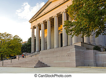 National Gallery of Art in Washington DC.