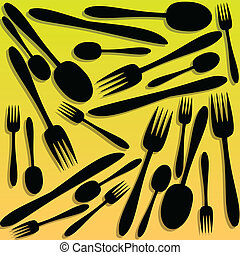 Cutlery-Background