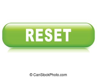 reset button on white background - Illustration of reset...