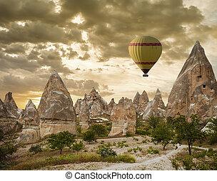 great tourist attraction Cappadocia balloon flight - The...