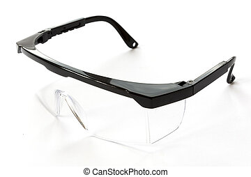 Protective eyewear glasses