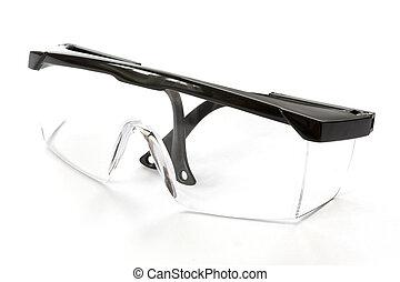 Protective eyewear glasses