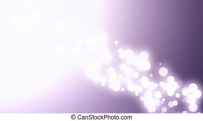 Bokeh Particles With Flare Diagonal Right * Use blending...