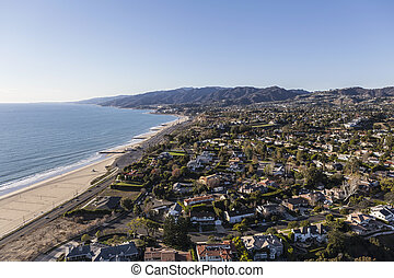 Pacific Palisades Los Angeles Ocean View Homes - Ocean view...