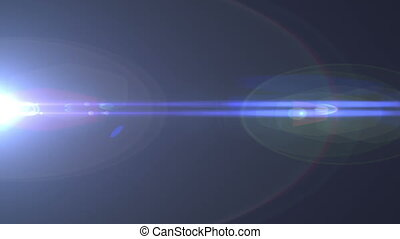 Massive Blue Lens Flare - Specifications: Full HD 1920_1080...
