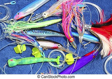 big game fishing lures hook for tuna marlin - big game...