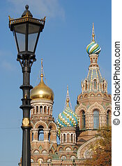 Church of the Savior on the Spilled Blood in St. Petersburg