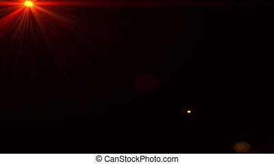 Laser Lens Flare Diagonal 174