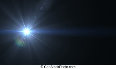 Optical Lens Flares Pack - 10 In 1 (Part 11)