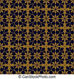 Antique seamless gold background