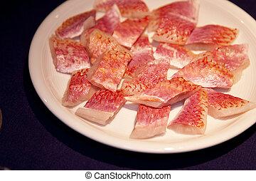 fish - close up of fish
