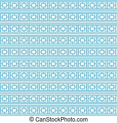 Old greek mosaic seamless pattern. Vector illustration EPS10...