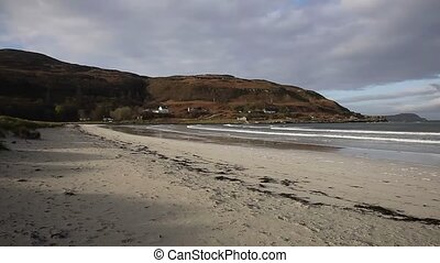 Calgary Bay Isle of Mull Scotland uk one of the islands...