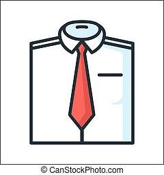 formal wear icon color