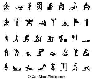Sport Stick Figure