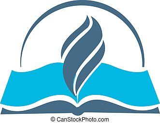 Holy Book - Holy book has been illustrated as vector