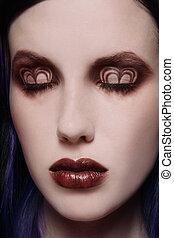 imaginación, Maquillaje