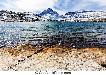 Thousand island lake - Thousand islands lakes, Eastern...