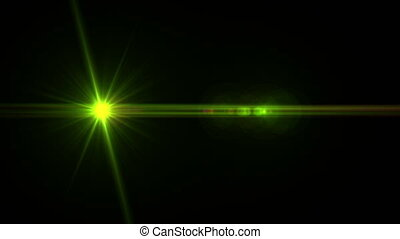 Optical Lens Flares Pack - 10 In 1 (Part 18) - Optical Lens...
