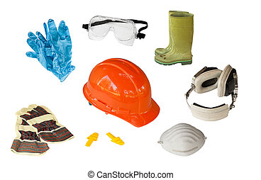 personal safety equipment - collection of personal safety...