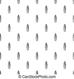 Surfboard pattern, simple style