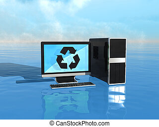 Eco-friendly computers - save the world and recycle hardware