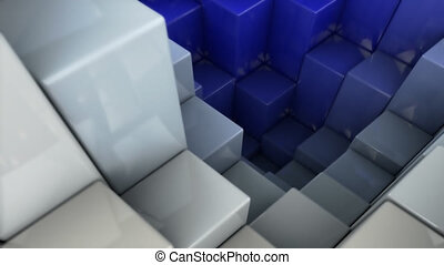 Abstract background - 3D Animation