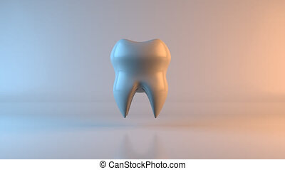 Tooth - 3D Animation