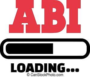 Abi loading